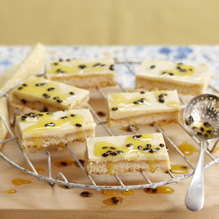 Passionfruit Bars