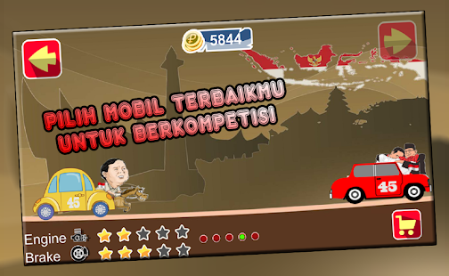 Indonesia Fun Battle Racing - náhled
