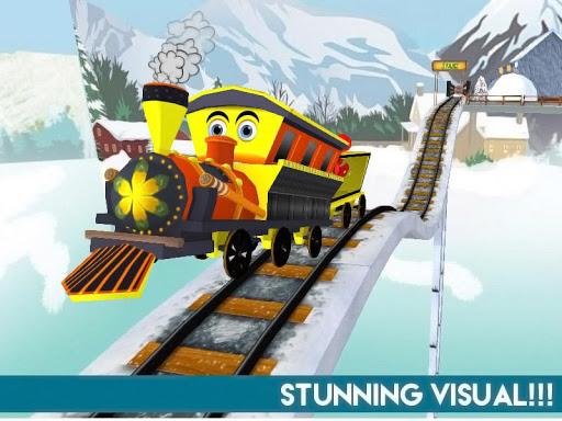 Train Rush Drive