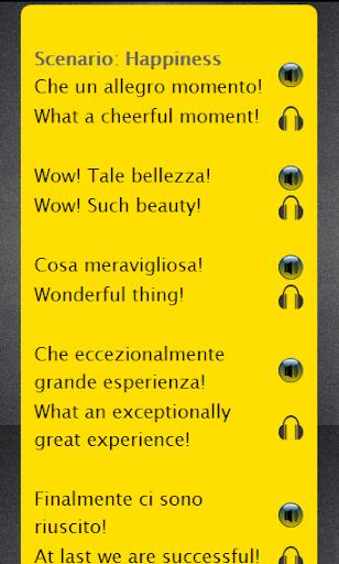 Learn English Using Italian