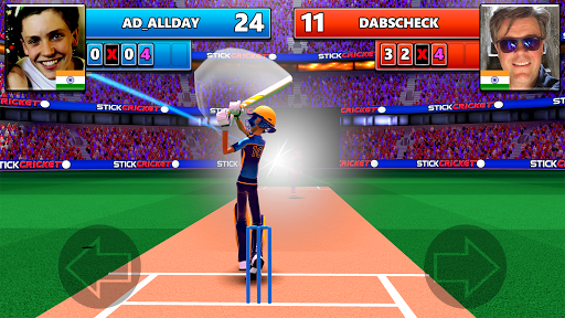 Stick Cricket Live 2020 - Play 1v1 Cricket Games androidiapk screenshots 1