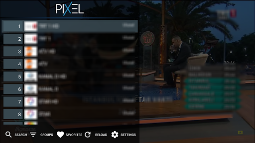 Pixel Smart IPTV for Android apk 1