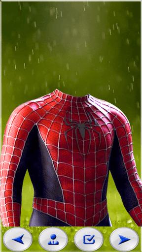 Super Hero Photo Suit