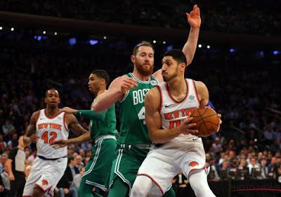 NBA : Enes Kanter reste chez les New York Knicks