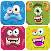 Kids Monsters Challenge