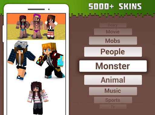 addons for minecraft - mcpe maps, skins & mods screenshot 3