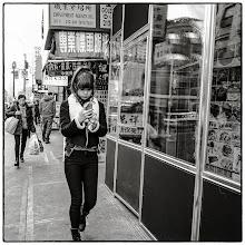 Photo: in Chinatown