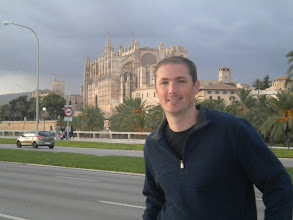 Photo: old cathedral in Palma