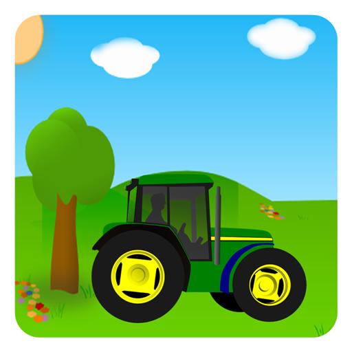 Farm Tractor Racing Adventure