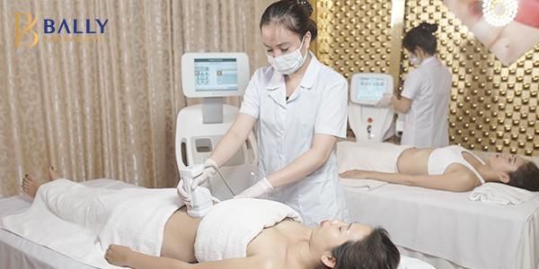 phương pháp căng da bụng không phẫu thuật