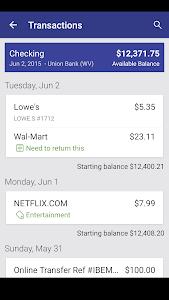 Union Bank Go App screenshot 2