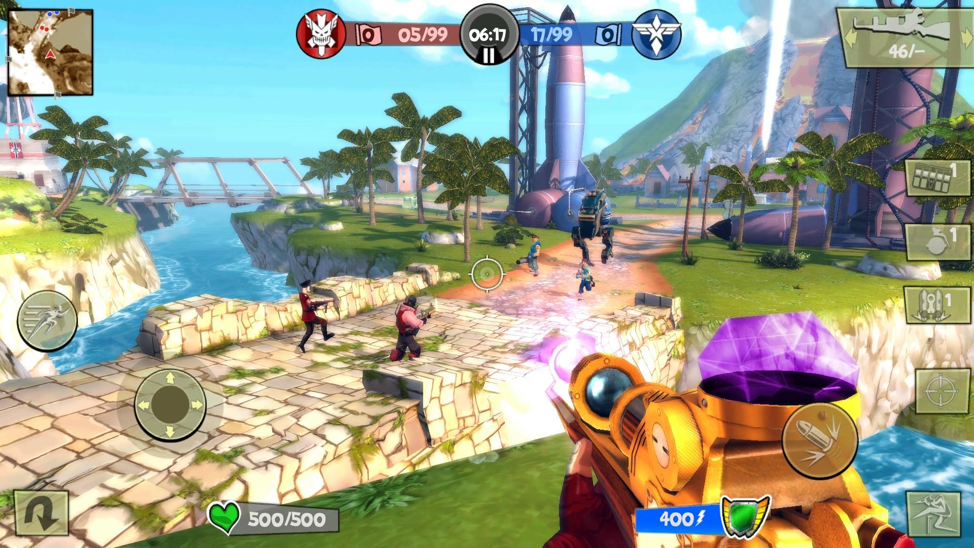 Blitz Brigade - Online FPS fun screenshot #12