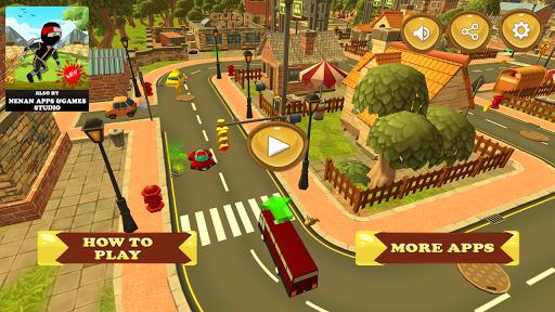 Bus Simulator City Driving Guide 2018 1.0 screenshots 10