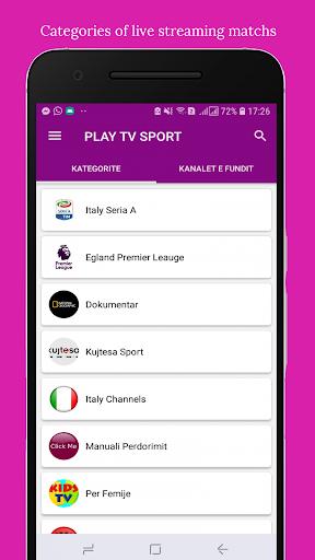 iLLyrian IPTV - Shiko tv shqip 1.0.7 screenshots 1
