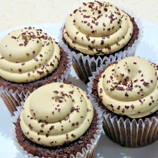 Coffee-Cream Cheese Frosting.