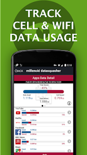 Free VPN datasquasher by millenoki Super Fast VPN- screenshot thumbnail