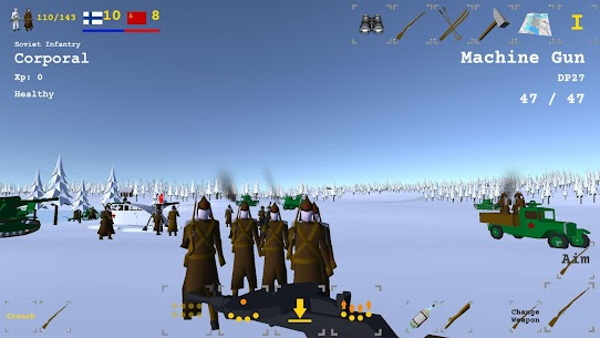 Winter War Mod Apk Download For Android and Iphone 3