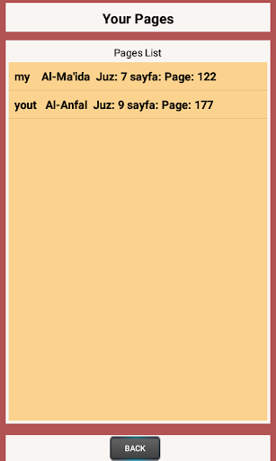 Quran and meaning in English screenshot 23