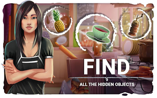 Hidden Objects Messy Kitchen u2013 Cleaning Game 2.1.1 Screenshots 2