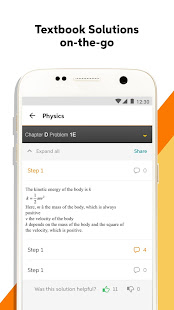 App Chegg Study - Homework Help APK for Windows Phone