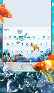 Aquarium Animated Keyboard + Live Wallpaper 3.44