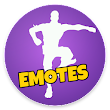 Dances from Fortnite (Dance Emotes)