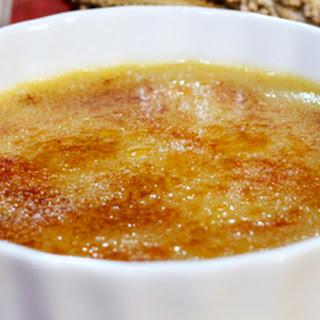 Banana and Cardamom Creme Brulee Recipe