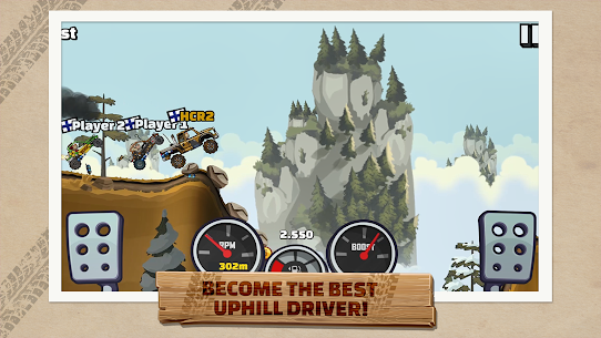 Hill Climb Racing 2 1.15.1 MOD (Unlimited Money) 3