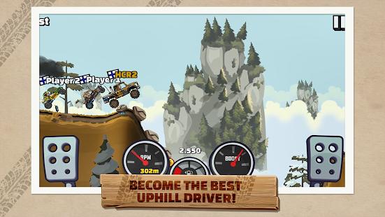 Hill Climb Racing 2 Screenshots
