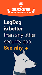 LogDog – Mobile Security 2019 App Download For Android and iPhone 7