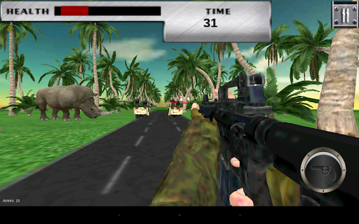 玩賽車遊戲App|越野極限卡車射擊免費|APP試玩