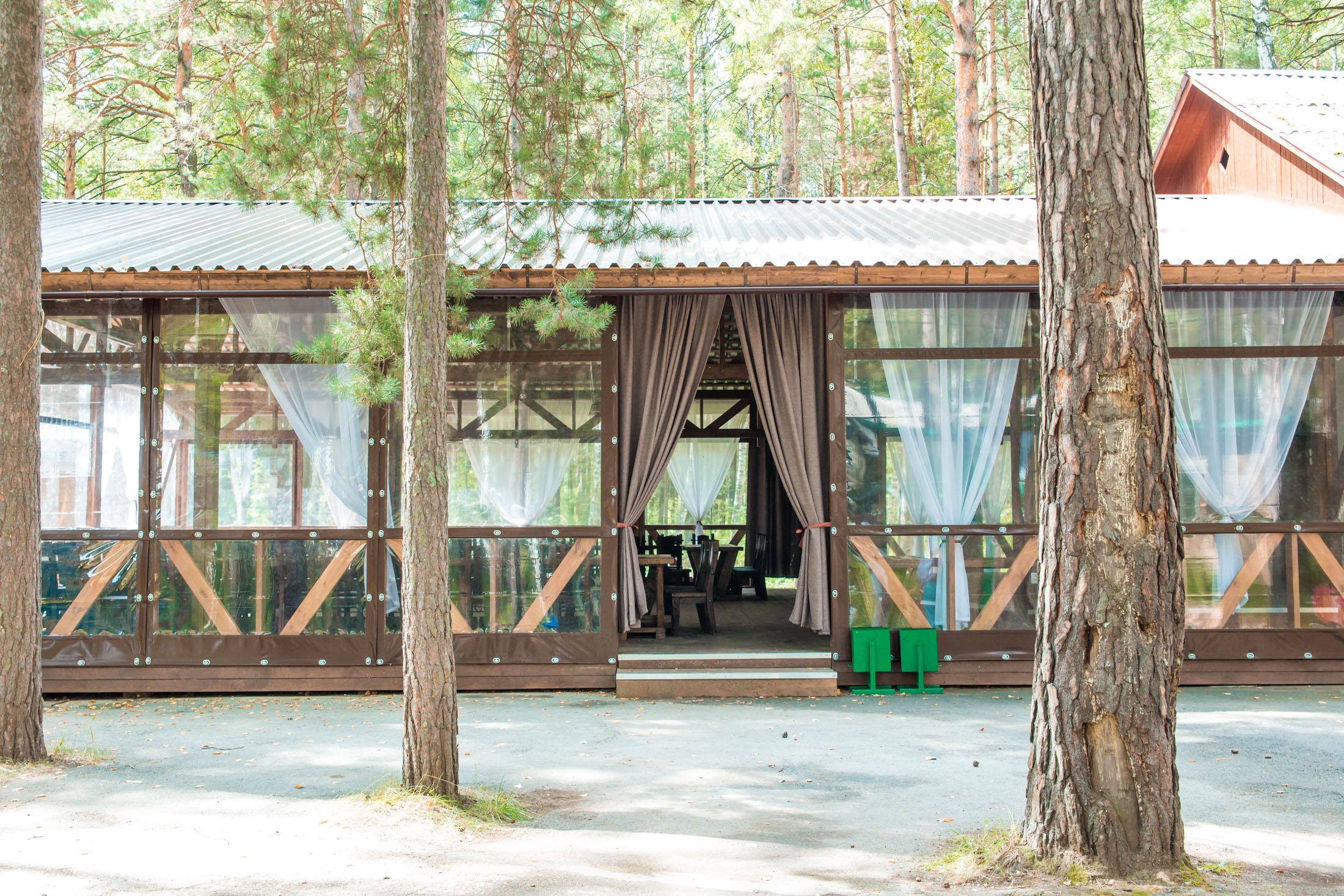База отдыха Меркурий в Новосибирске