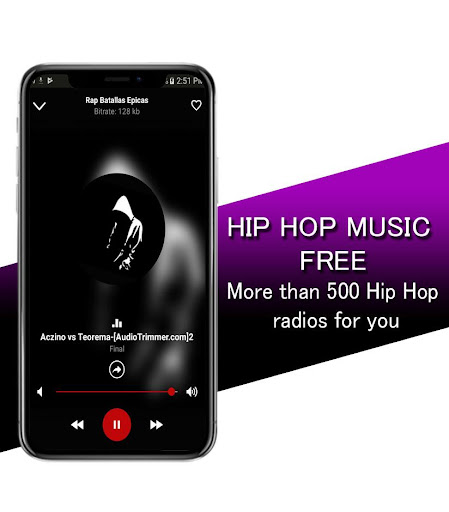 Download Hip Hop Music Free - Hip Hop and Rap Music Radio 1.0.7 2