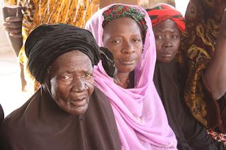 Photo: betrokken vrouwen
