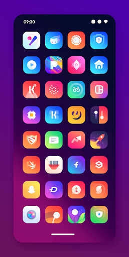 Gladient Icons  screenshots 1