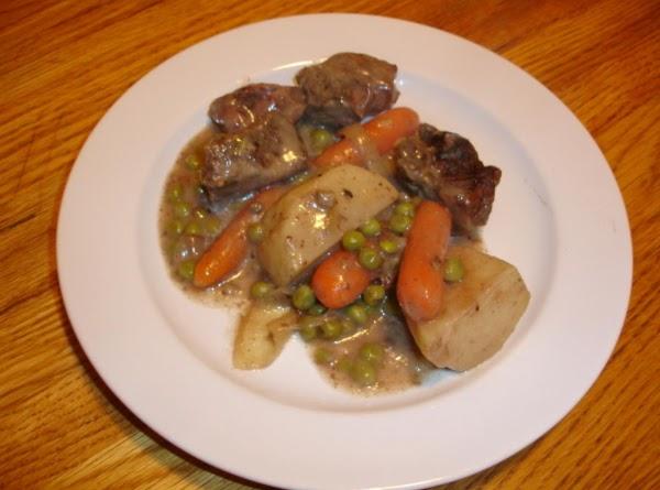 Beef Stew In A Crock Pot Recipe