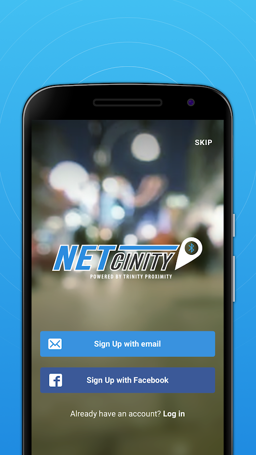 NETcinity- screenshot