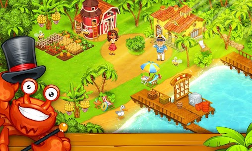 Farm Island Mod Apk [Unlimited Money] 4