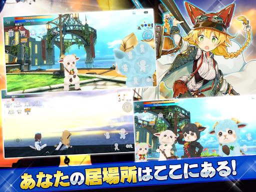 Télécharger MMORPG アヴァベル ルピナス  APK MOD (Astuce) screenshots 6
