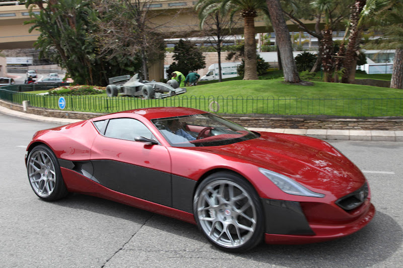 Photo: Rimac Automobili Concept_One