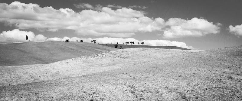 Tuscany Black&White di LukeAndo73