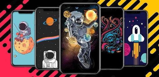 Приложения в Google Play – Astronaut Wallpaper