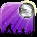 Disco Ball Sfondo Animato icon