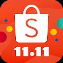 Shopee: Shop on 11.11 icon