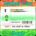 Aadhar Card Scan icon