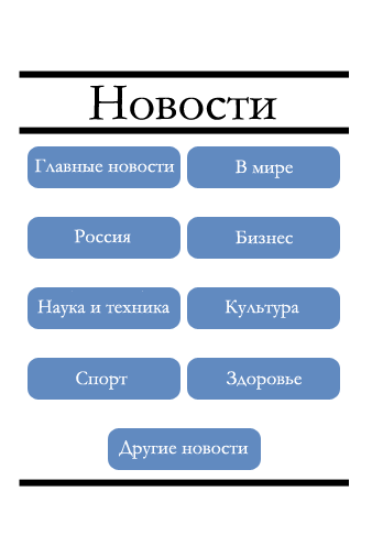 Russia latest news