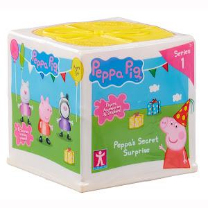 Set figurine Peppa Pig - Secret surprise
