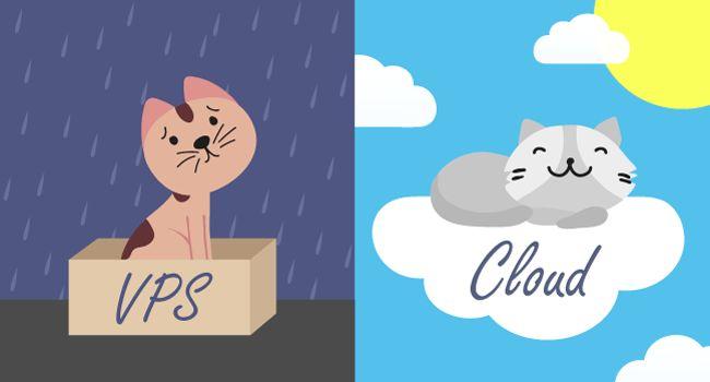 Virtual Server vs Cloud