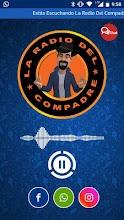 La radio del Compadre screenshot thumbnail