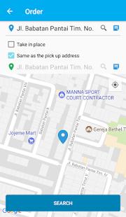 Klik Binatu Member - náhled